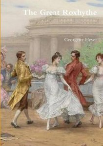 The Great Roxhythe cover with anachronistic costumes