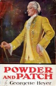 An early edition of the republished Powder and Patch