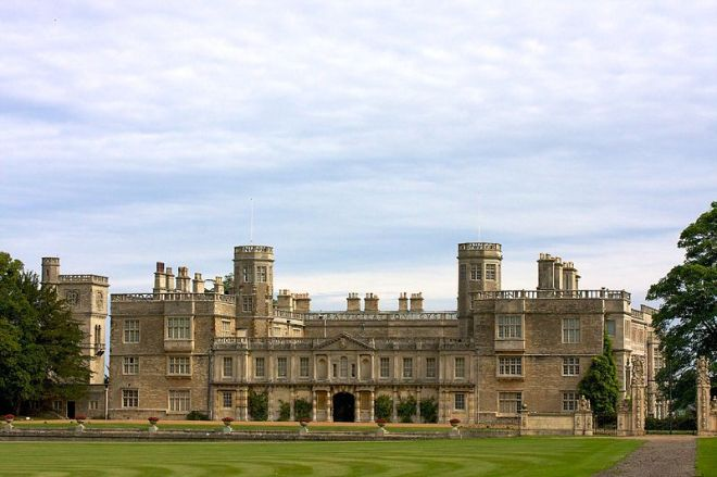 Castle Ashby, Northamptonshire