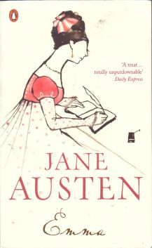 Kazuko Nomoto did the sketch illustrations for the Penguin Red Classics edition of each of Austen's novels.