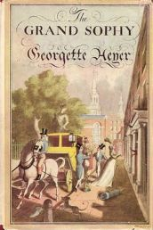 The cover of the first edition, with a painting by Philip Gough.