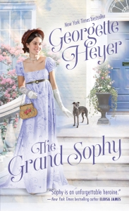 The Grand Sophy Sourcebooks 2016
